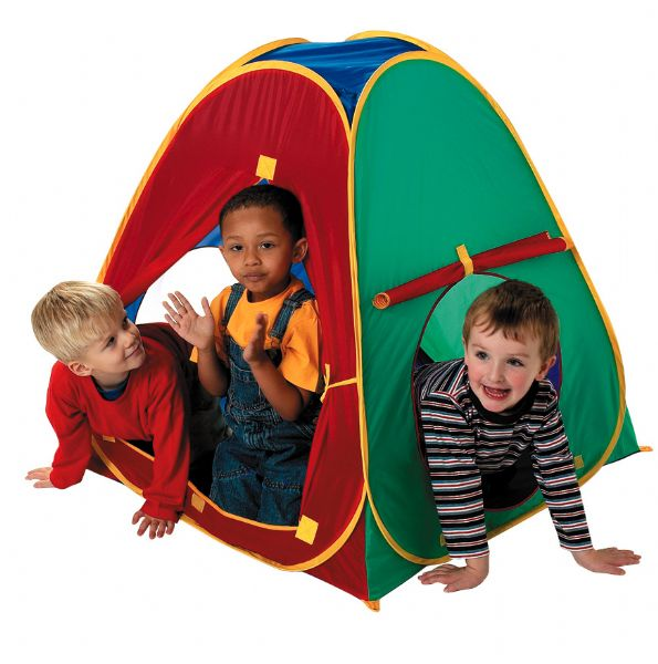Supa Den Pop Up Play House Tent